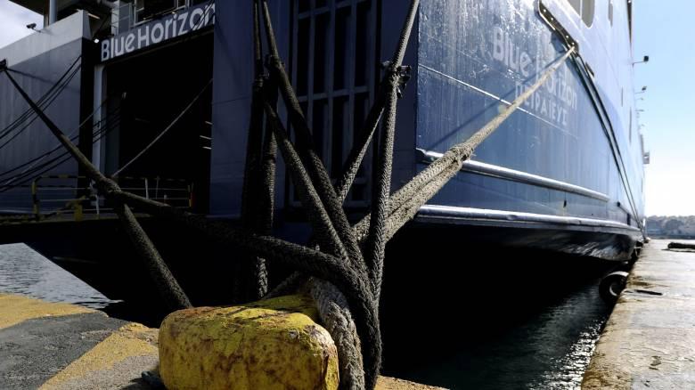 Απεργία ΠΝΟ: Δεμένα για ένα 24ωρο τα πλοία την Πρωτομαγιά