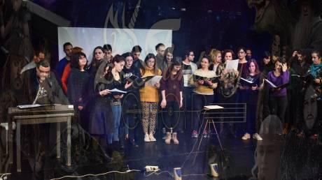 Από τον κόσμο του Τόλκιν στην Αθήνα: Γνωρίζοντας τον φανταστικό κόσμο της Fantasy Choir