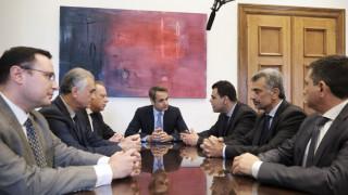 Μητσοτάκης: Η ΝΔ θα στηρίξει τις προσπάθειες για διεθνοποίηση της γενοκτονίας των Ποντίων