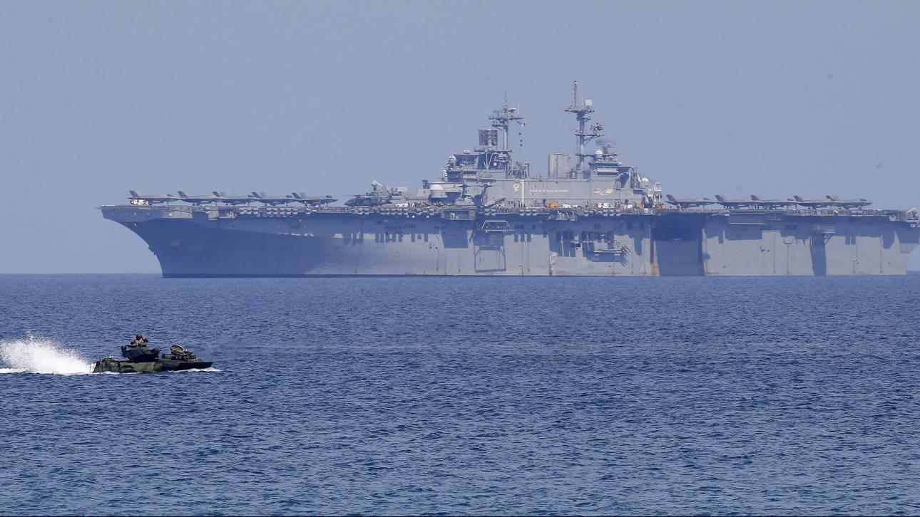 Η Κίνα θα παρουσιάσει τα νέα πολεμικά της πλοία σε παρέλαση