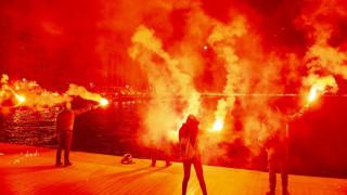 «Φωτιά» στη Θεσσαλονίκη για το πρωτάθλημα του ΠΑΟΚ (vids&pics)