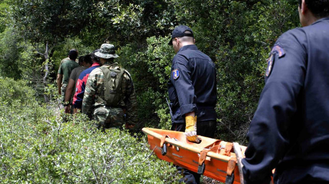 Ξυλόκαστρο: Νεκρό ανασύρθηκε ένα άτομο στο φαράγγι του Αγίου Λουκά