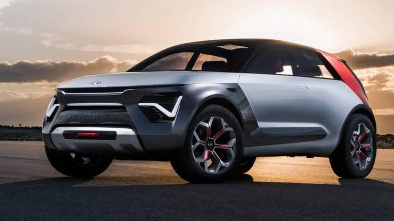 Το HabaNiro προαναγγέλλει τη στροφή της Κia σε πιο νεανικά SUV;