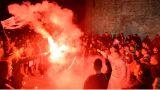 «Μεθυσμένη» πολιτεία η Θεσσαλονίκη: «Κάηκε» για τον ΠΑΟΚ