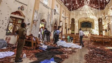 Ματωμένο Πάσχα στη Σρι Λάνκα: 35 ξένοι υπήκοοι ανάμεσα στους 215 νεκρούς – Χωρίς τέλος η τραγωδία