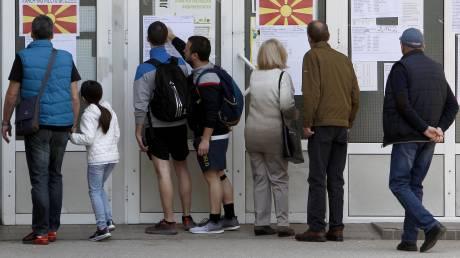 Κάλπες χωρίς σαφές αποτέλεσμα στη Βόρεια Μακεδονία – Σχεδόν ισοψήφησαν Πεντάροφσκι - Σιλιάνοφσκα