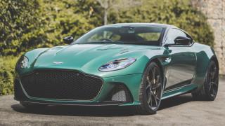 Η Aston Martin DBS 59 θα κατασκευαστεί μόνο 24 φορές