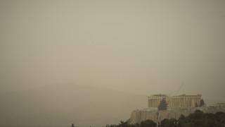 Καιρός Πάσχα: Αφρικανική σκόνη, άνοδος της θερμοκρασίας και λίγο βροχή τη Μεγάλη Εβδομάδα