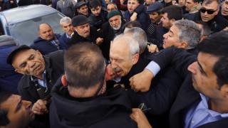 Τουρκία: Εννέα συλλήψεις για την επίθεση στον Κιλιτσντάρογλου (vid)
