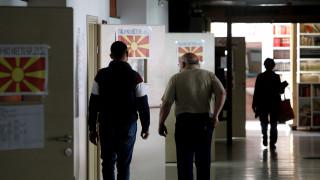 Βόρεια Μακεδονία: Οριακή νίκη για τον «εκλεκτό» του Ζάεφ - Αλβανοί και αποχή κρίνουν το αποτέλεσμα