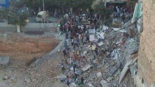 Αλγερία: Ξεκληρίστηκε πενταμελής οικογένεια σε κατάρρευση κτηρίου