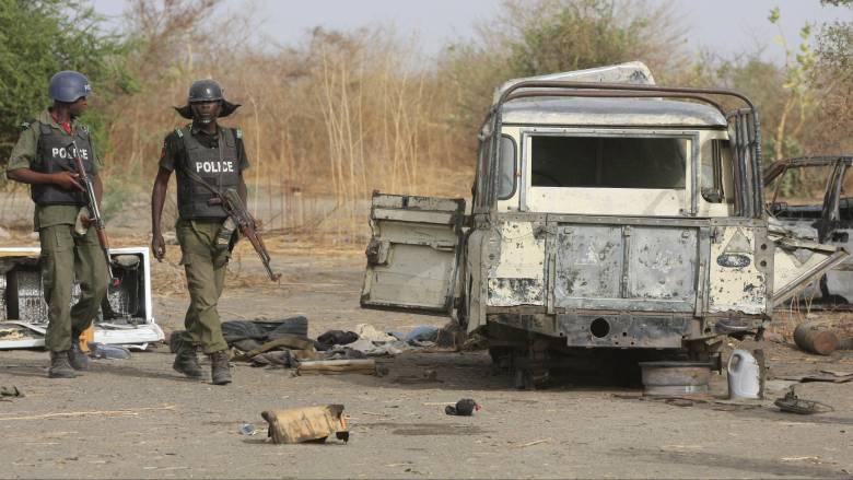 Νιγηρία: Αστυνομικός παρέσυρε και σκότωσε παιδιά επειδή δεν άνοιγαν το δρόμο