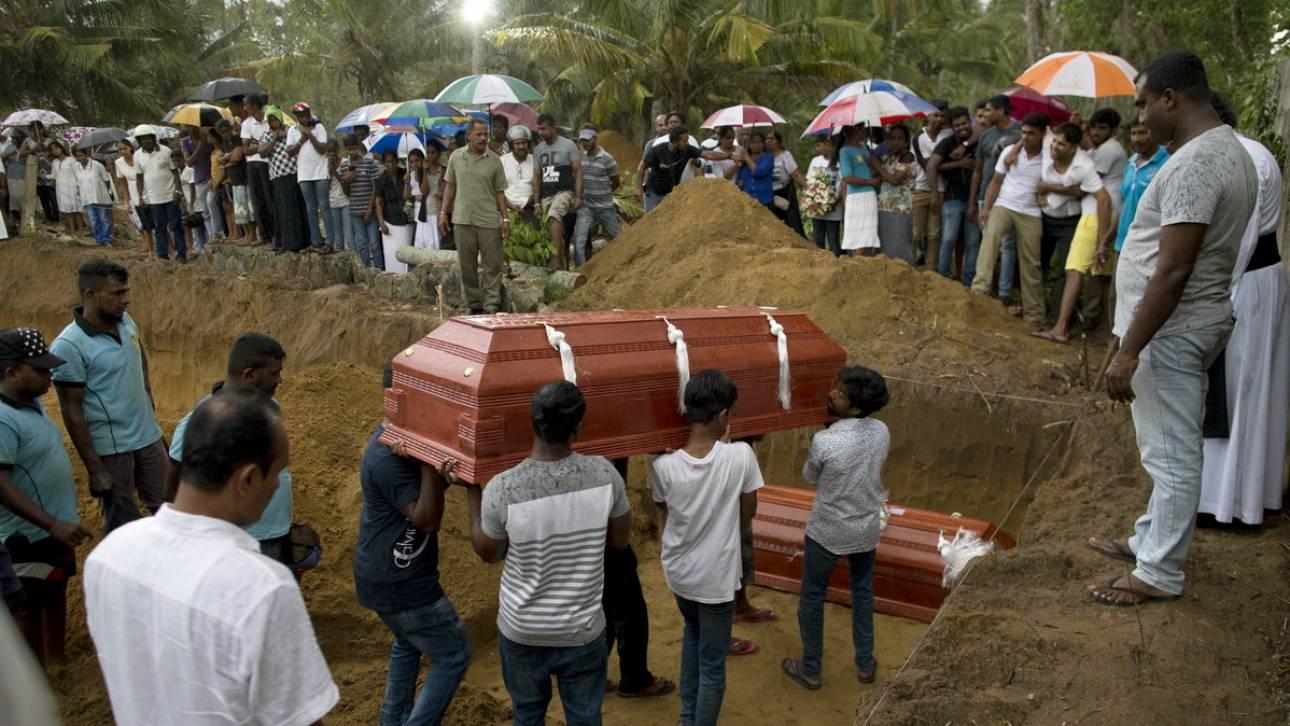 Σρι Λάνκα: Έχουν αναγνωριστεί 31 πτώματα ξένων υπηκόων  - 14 παραμένουν αγνοούμενοι
