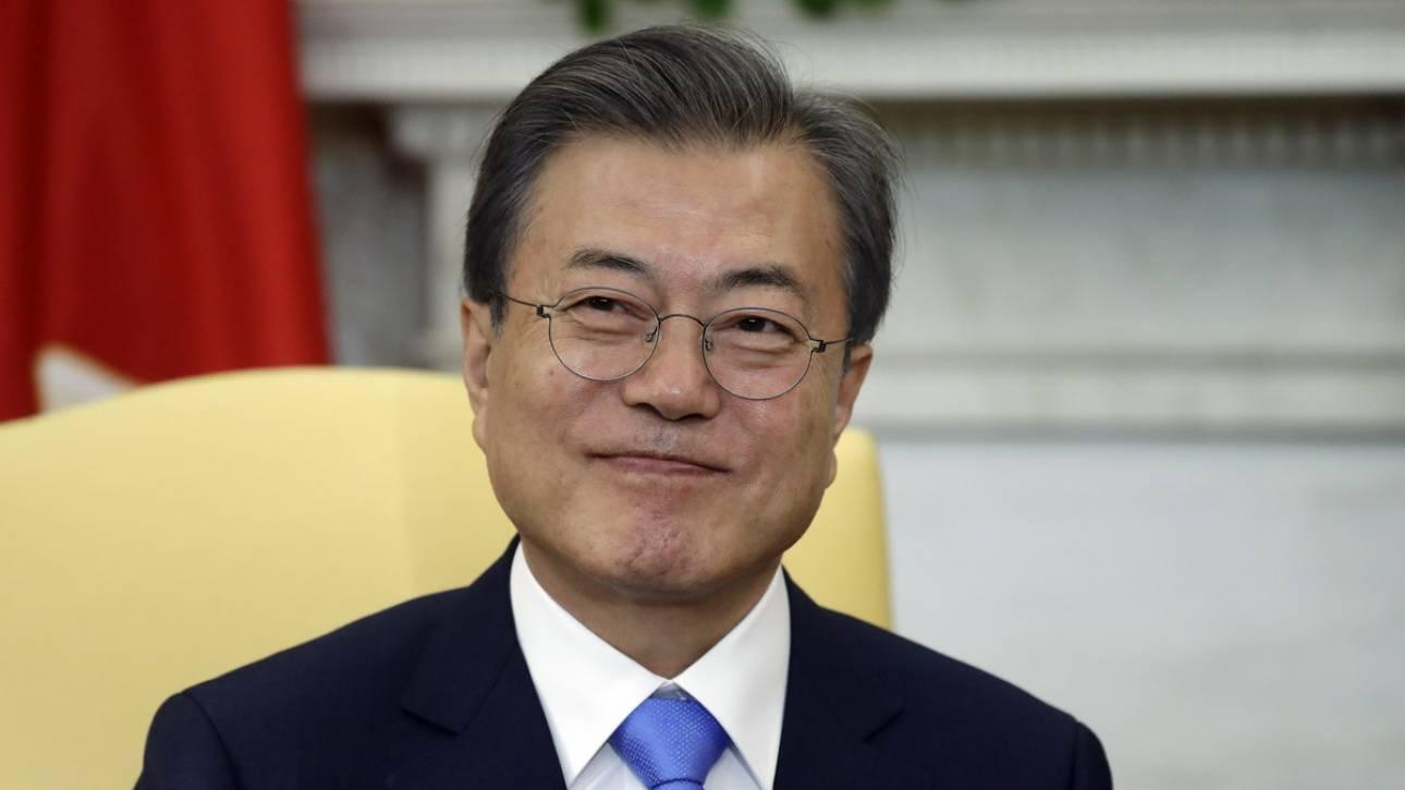 Η αντίδραση της Νότιας Κορέας στην επικείμενη συνάντηση του Κιμ Γιονγκ Ουν με τον Πούτιν