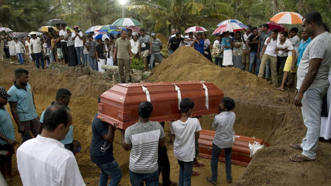 Σρι Λάνκα: Στους 310 οι νεκροί από τις βομβιστικές επιθέσεις