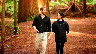 Χάρι και Μέγκαν: Οι καταπληκτικές φωτογραφίες τους για την Ημέρα της Γης