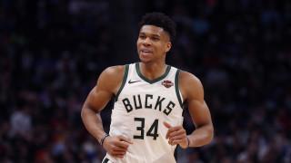 NBA: «Σκούπα» για Μπακς – Νέο ρεκόρ του Γιάννη Αντετοκούνμπο