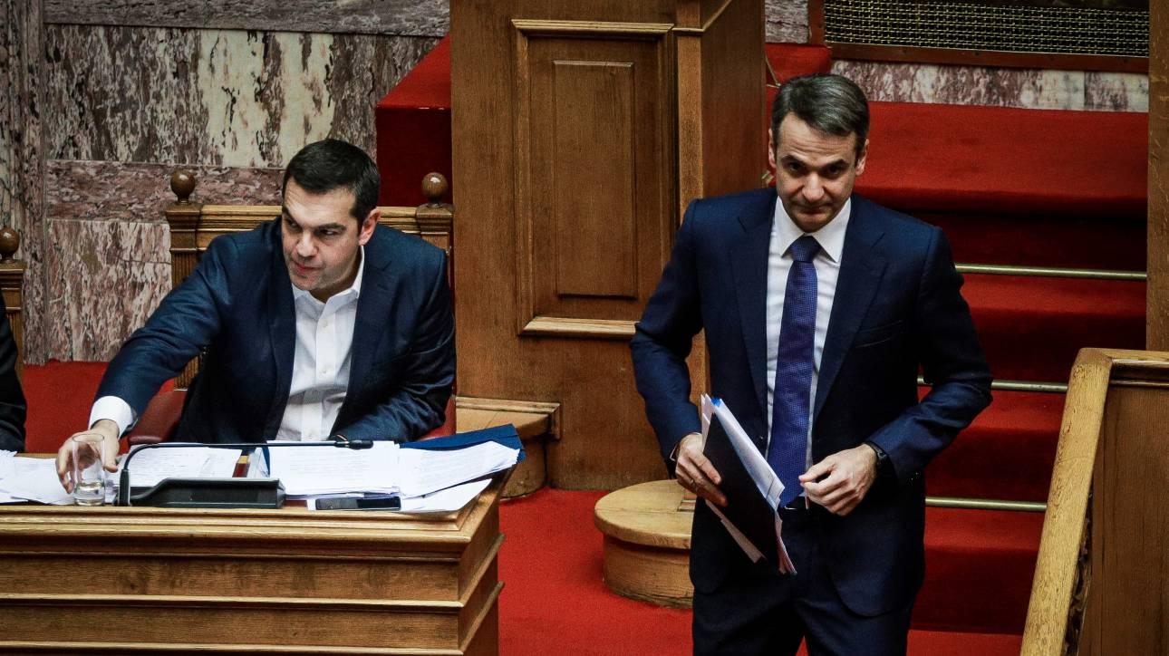 Τσίπρας σε Μητσοτάκη: Θα μετατρέψω την πρόταση δυσπιστίας σε πρόταση εμπιστοσύνης στην κυβέρνηση