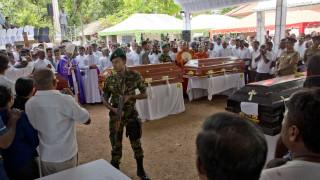 Ο ISIS ανέλαβε την ευθύνη για τις επιθέσεις στη Σρι Λάνκα