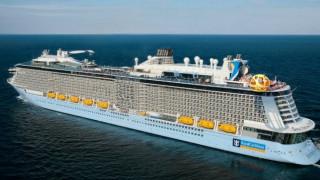 Στον Πειραιά το εντυπωσιακό κρουαζιερόπλοιο «Spectrum of the Seas»