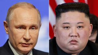 Στις 25 Απριλίου στο Βλαδιβοστόκ η συνάντηση Πούτιν - Κιμ