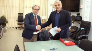 Υπογραφή Πρωτοκόλλου Συνεργασίας μεταξύ ITE & Ευρωπαϊκού Πανεπιστημίου Κύπρου