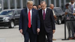 Ερντογάν: Ο Τραμπ μού ζήτησε να συναντηθούμε