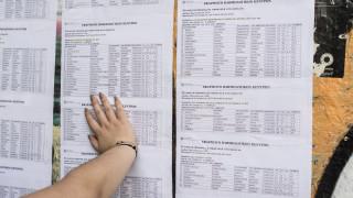 Πανελλήνιες εξετάσεις 2019: Αυτό είναι το πρόγραμμα των ειδικών και μουσικών μαθημάτων