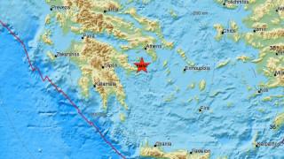 Σεισμός κοντά στον Πόρο - Αισθητός σε αρκετές περιοχές