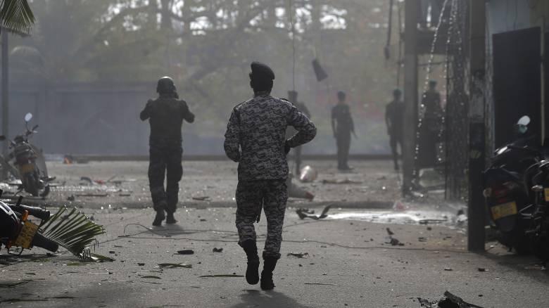 Σρι Λάνκα: Ξεπέρασαν τους 350 οι νεκροί - Οι «μαχητές» του ISIS που εξαπέλυσαν τις επιθέσεις