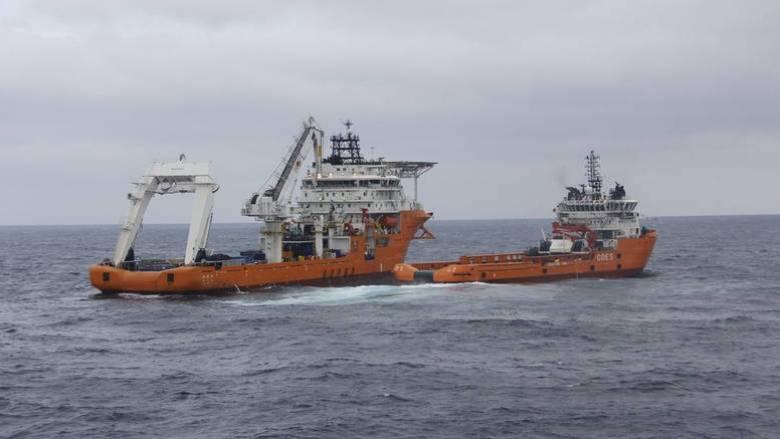 Τρεις Έλληνες ανάμεσα στους πειρατές που συνελήφθησαν στη Νιγηρία