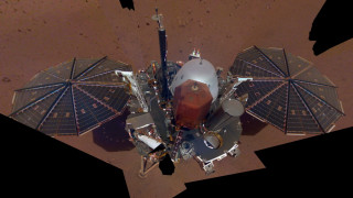 InSight: Ανιχνεύθηκε ο πρώτος σεισμός στον Άρη (vid)