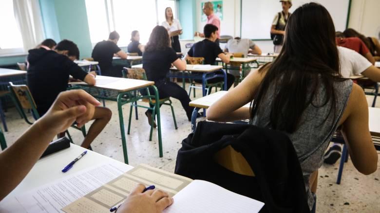 Πανελλήνιες εξετάσεις 2019: Δείτε το πρόγραμμα των ειδικών και μουσικών μαθημάτων