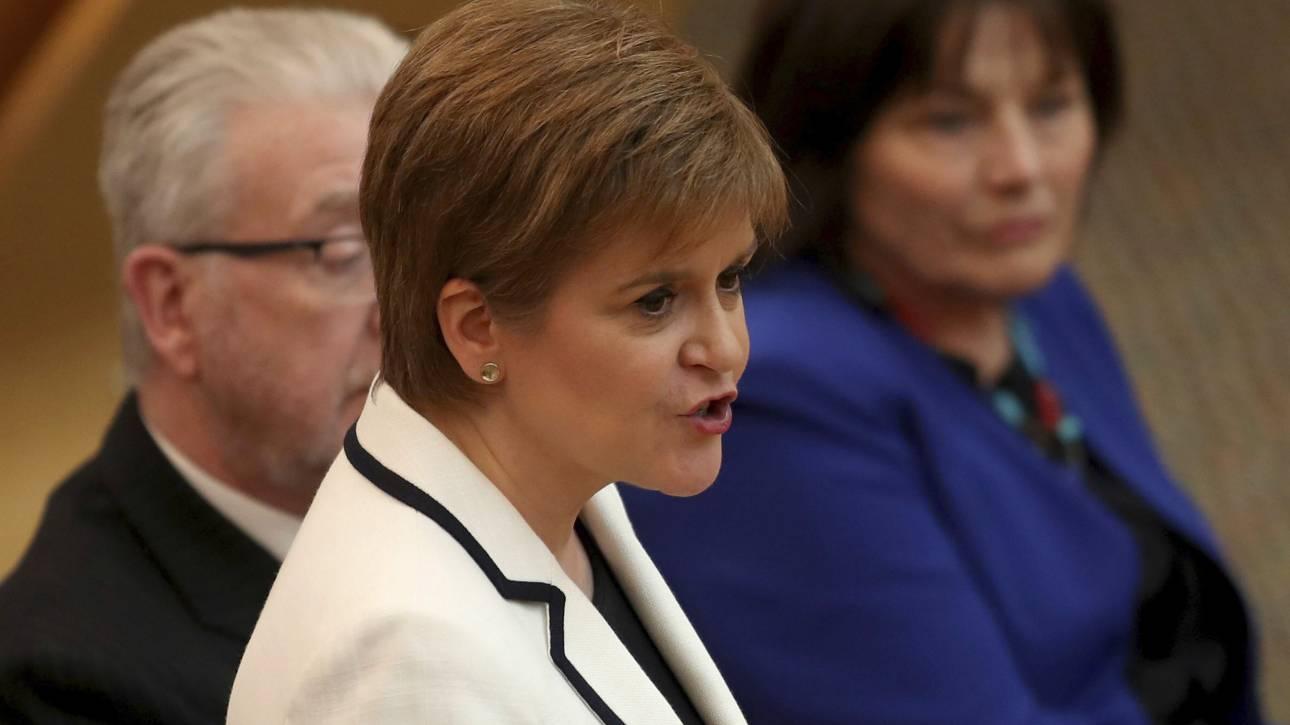 Απορρίπτει το Λονδίνο τα σχέδια της Σκωτίας για δεύτερο δημοψήφισμα ανεξαρτησίας