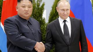 Ιστορική συνάντηση Πούτιν – Κιμ στο Βλαδιβοστόκ