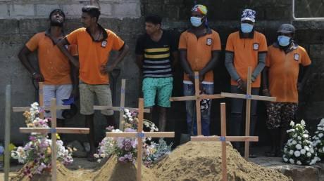 Σρι Λάνκα: Νέα έκρηξη σε άδειο οικόπεδο