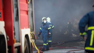 Υπό έλεγχο η φωτιά στο ΑΠΘ