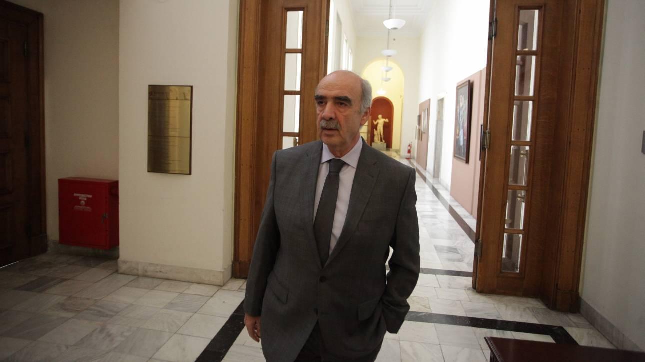 Παραιτήθηκε από βουλευτής ο Βαγγέλης Μεϊμαράκης