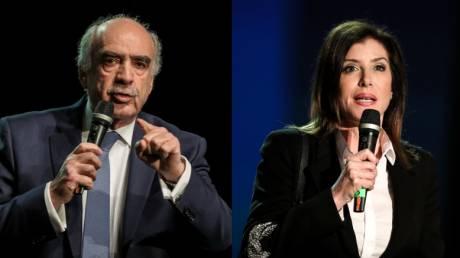 Παραιτήθηκαν από βουλευτές Βαγγέλης Μεϊμαράκης και Άννα Μισέλ Ασημακοπούλου