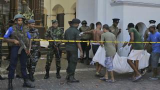 Σρι Λάνκα: Ένας από τους καμικάζι είχε συλληφθεί και απελευθερωθεί πριν τις επιθέσεις