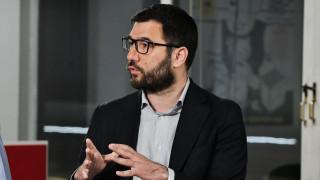 Ηλιόπουλος: Δεν είναι ανασφαλής πόλη η Αθήνα