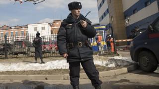 Πυροβολισμοί στη Μόσχα