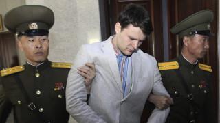 Η Βόρεια Κορέα χρέωσε τις ΗΠΑ 2 εκατ. δολάρια για τη… φροντίδα του Ότο Γουόρμπιερ
