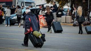 Πάσχα 2019: Αναχωρούν κατά χιλιάδες οι εκδρομείς μέσω των λιμανιών