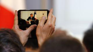 Νέες φοροελαφρύνσεις υπό την πίεση των «Κίτρινων Γιλέκων» εξήγγειλε ο Εμανουέλ Μακρόν