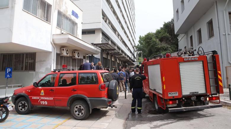 Το υπουργείο Παιδείας θα πληρώσει για τις ζημιές από την πυρκαγιά στο ΑΠΘ