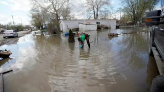 Καναδάς: Σε κατάσταση έκτακτης ανάγκης η Οττάβα λόγω κινδύνου εκτεταμένων πλημμυρών