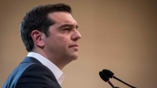Τσίπρας: Η Ελλάδα γέφυρα και όχι σύνορο της Δύσης με την Ανατολή