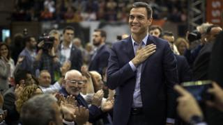 Εκλογές Ισπανία: Έτοιμος να κυβερνήσει και με άλλους συμμάχους δηλώνει ο Σάντσεθ