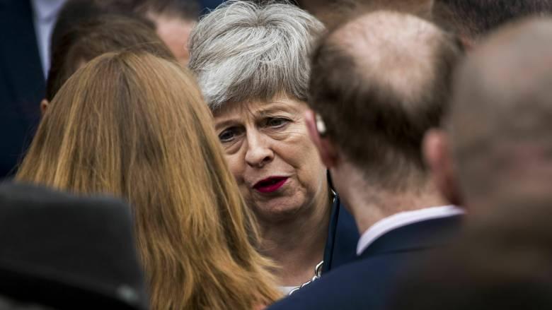 Μέι: Απαραίτητη όσο ποτέ μία ισχυρή πολιτική ηγεσία στη Βόρεια Ιρλανδία